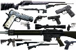 Types of Firearms Guns